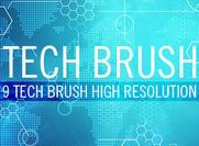 Tech_brushes_by_jaaaiiro
