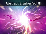 Brosses abstraites vol 8
