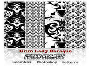 Grim Lady Barock Patterns