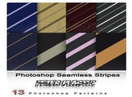 Stripe Patterns de Peter Plastic