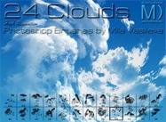 24 nuages