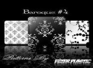 Barock Photoshop Patterns # 4