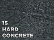 15 Hard Concrete Texture Brushes