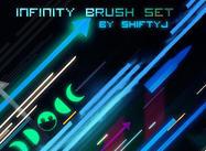 Infinity-Pinsel-Set
