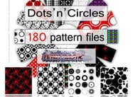 Ensemble de motifs Dots 'n' Circles