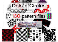 Dots 'n' Circles Pattern Pack