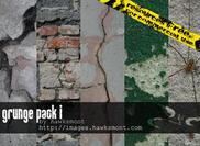 Pack de Grunge I