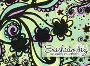 Pinceaux de griffonnage Seishido.biz gratuits