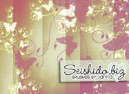 GRATIS Seishido.biz Butterfly Brushes
