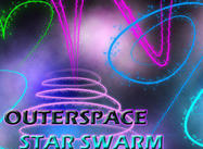 Outerspace starswarm