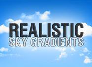 15 Realistic Sky Gradients