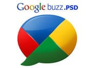 Ícone do google buzz psd