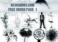Free Photoshop brushes pack