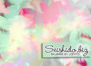 FREE Seishido.biz Fluffy Feather Brushes