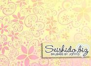 GRATIS Seishido.biz Bubbly Pinceles Doodle