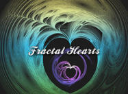 Corazones del fractal