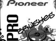 Pioneer DJ Brushes By Daantjuh040