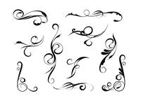Elegant-swirl-brushes-pack