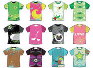 16 Koele T-shirtborstels