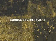 Grungeborstar Vol. 3
