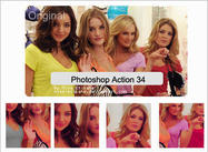 Photoshop Action 34