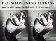 Pro Sharpening Actions