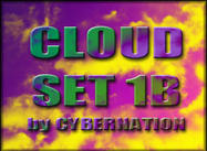 Cloud Set 1B borstar