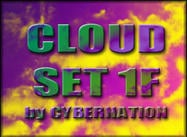 Cloud Set 1F Borstels