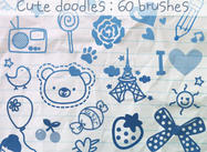 Cute Doodles Brushes
