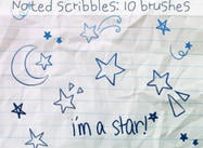 Star Doodles Brushes