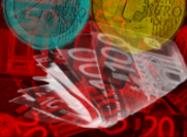 Euros en efectivo