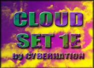 Cloud Set 1E borstar