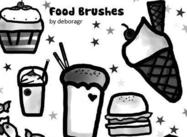 Food Brushes