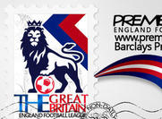 Premier League logo+Stamp
