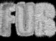 Fur Brushes - Samples