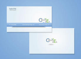 Modern-business-card-demo