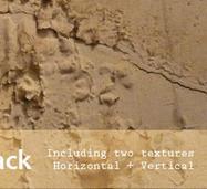Paint Crack Texturen
