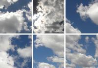 Vast High Res Cloud Textures