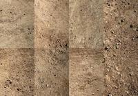 High Res Gravel Textures