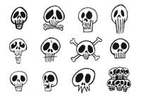 Sketchy-skull-brush-pack-photoshop-brushes
