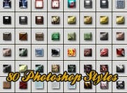 80 Photoshop Styles