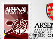 Logo Arsenal + Timbre