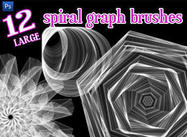 Spiralgraph brush set