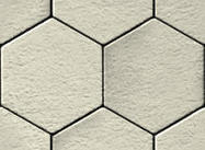 3D hexagon tiles