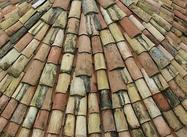 Roof tiles in Dubrovnik
