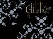 Glittermuster