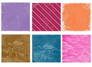 Scrapbook Papers Brushes Set 04
