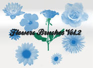 Blumen Brushes