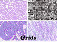 grids and ones