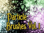 Hi-Res Particle Brushes Vol. 1